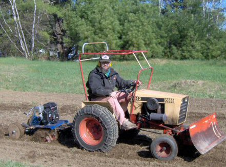 Homemade Tow Behind Tiller Mytractorforum The Friendliest Tractor Forum And Best Place For Information