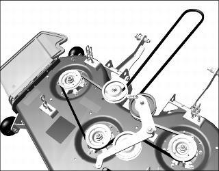 John Deere ZTrak Belt Routing Guide - Lawn Mower Forums
