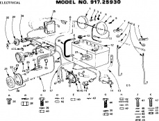Craftsman Lt Wiring Schematic Fuse on craftsman lt1000 parts, craftsman lt1000 owners manual, craftsman lt1000 diagrams, craftsman lt1000 won't start, craftsman lt1000 brakes, craftsman lt1000 specifications,