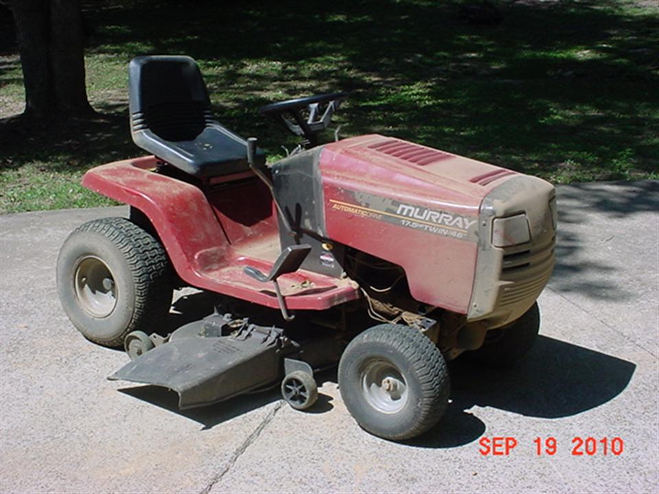 Wide Body Lt Riding Mower Tractor Seat