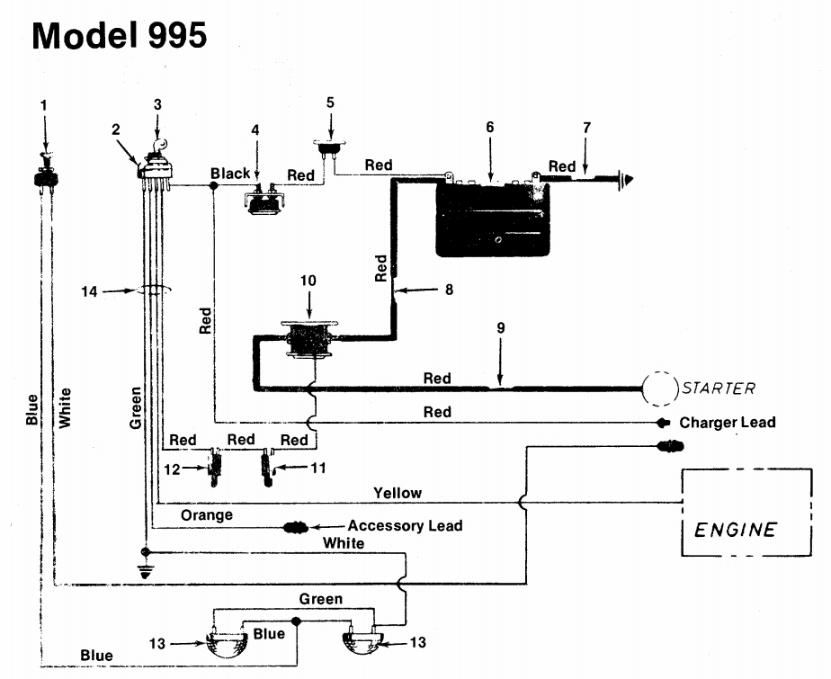 white tractor lt 13 wiring diagram gt 1855 electrical issue my tractor forum  gt 1855 electrical issue my tractor forum