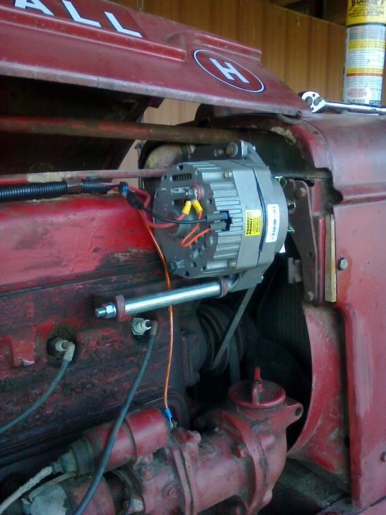 48 Farmall H 12v converson - MyTractorForum.com - The ... on