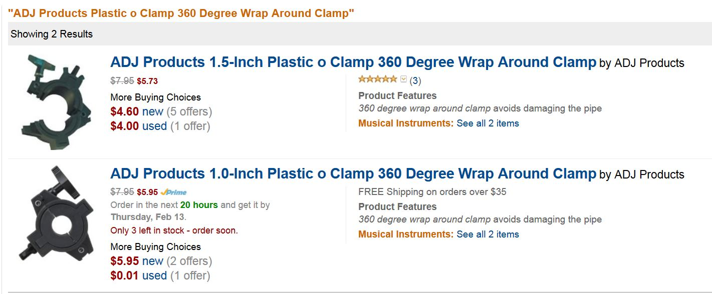 Click image for larger version  Name:Amazon.ADJ.Clamps.JPG Views:91 Size:113.8 KB ID:673946
