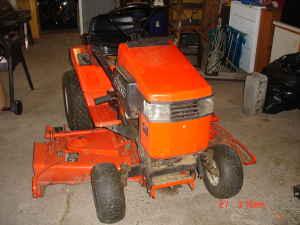 Ariens Garden Tractor 934005 Questions MyTractorForumcom