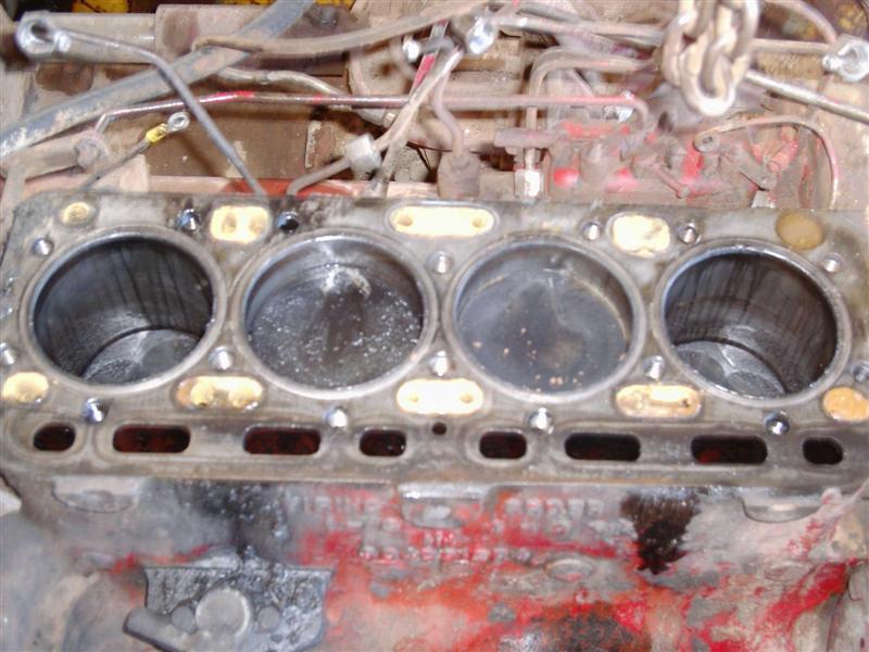 BD154 Engine repairs - MyTractorForum.com - The Friendliest Tractor ...