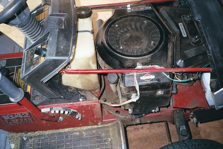 Montgomery Ward Signature 2000 Elite Throttle Problem