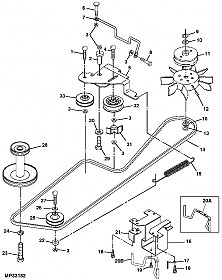 click image for larger version name: belt drive and idlers jpg views: 583