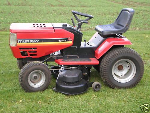 Mastercut Riding Lawn mower Manual