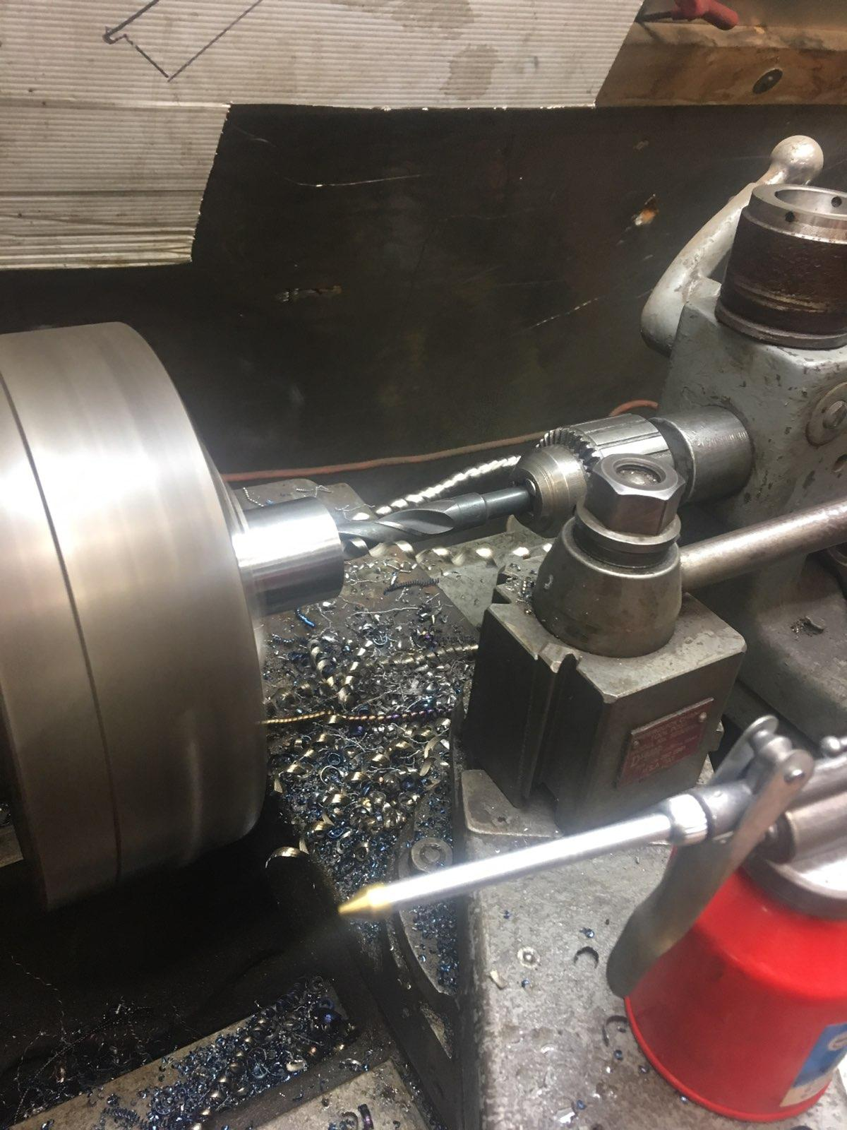 New LS MT125 Mods  Bucket Level Rod and Fuel Transfer