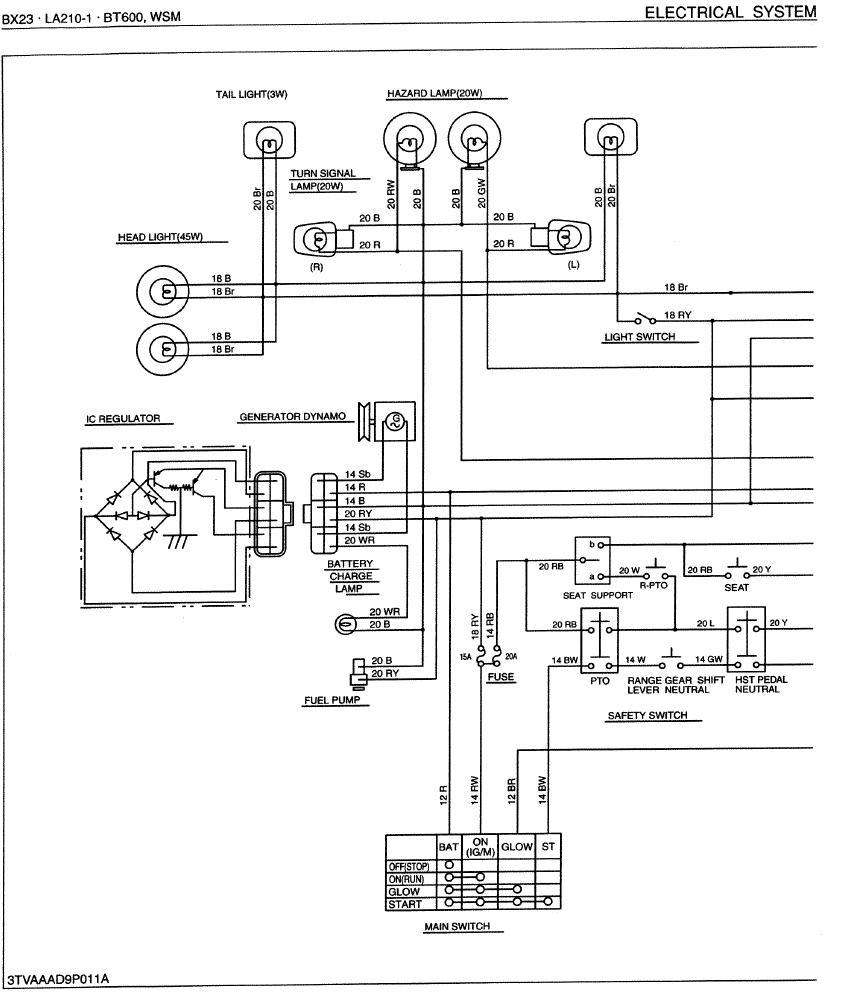 Kubota Z482 Wiring Diagram Kubota Parts Wiring Diagram