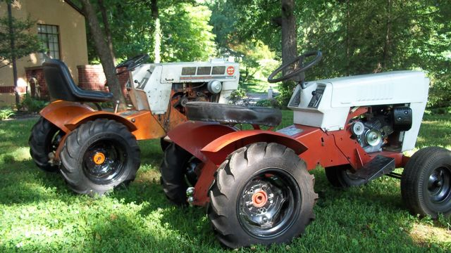 Restore it? Why not! 1968 Sears Custom 7 - MyTractorForum