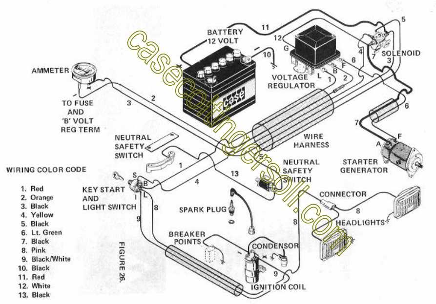 [SCHEMATICS_49CH]  Help me understand the wiring - voltage regulator.   My Tractor Forum   Delco Remy Voltage Regulator Wiring Diagram      My Tractor Forum