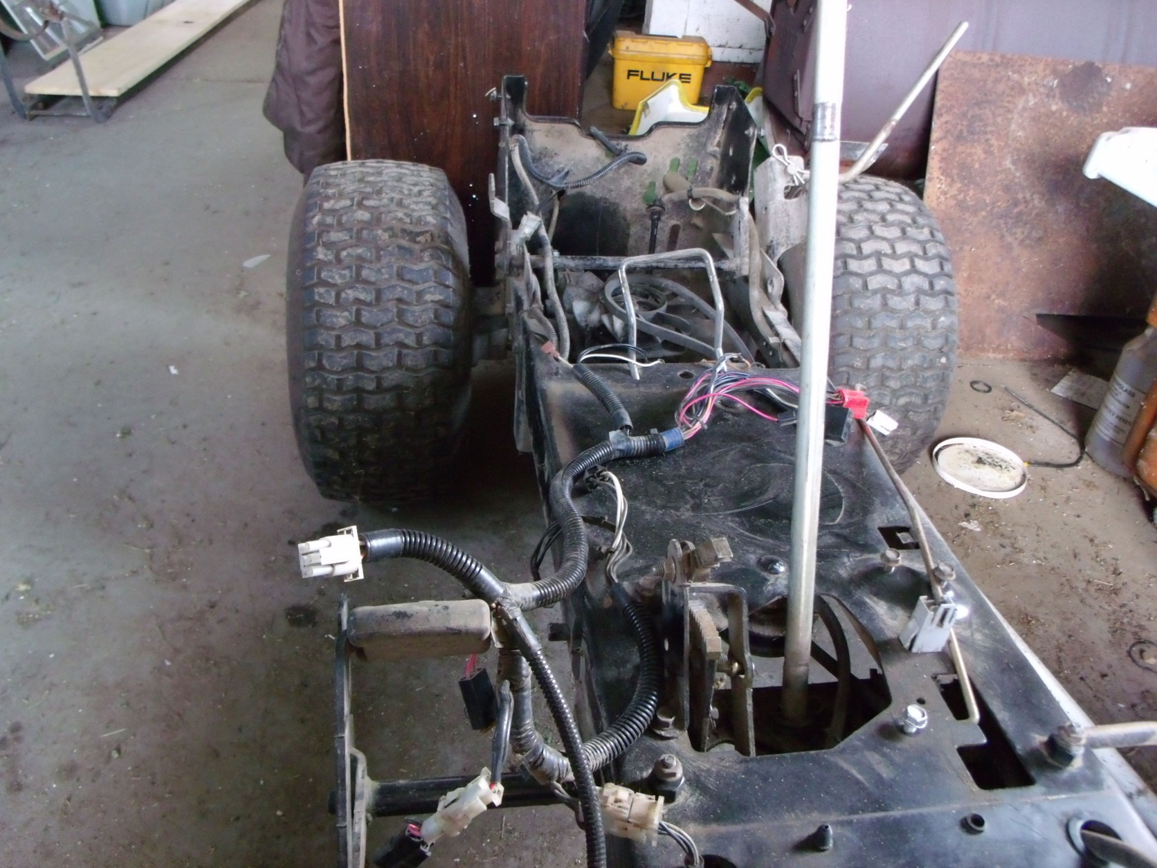 motor swap - MyTractorForum com - The Friendliest Tractor Forum and