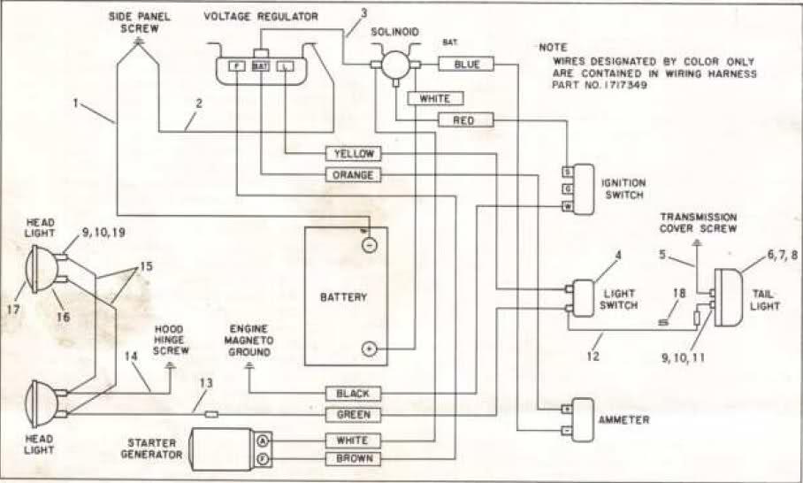 kubota rtv wiring schematic my first tractor questions page 2 my tractor forum  my tractor forum