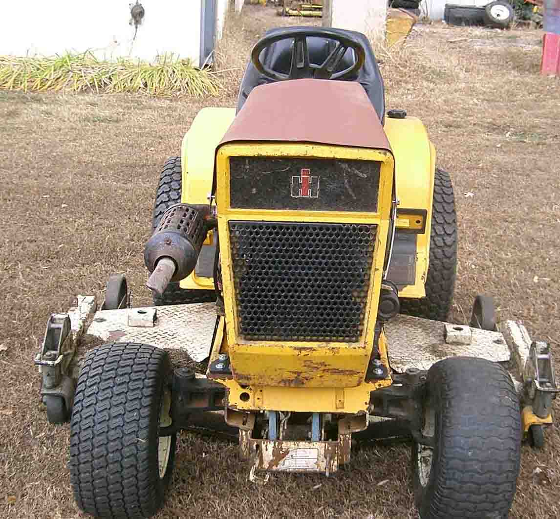 Cub Cadet 2182 The Friendliest Tractor Forum Wiring Diagram Click Image For Larger Version Name Cub2 Views 474 Size 1222