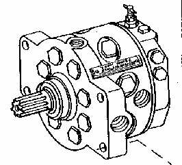Jd 410 Hydraulic Problems - MyTractorForum.com - The ... Jd B Hydraulics Schematic Diagram on