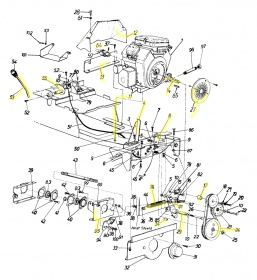 Terrific Stihl Fs 46 Parts Diagram Images Image Wiring