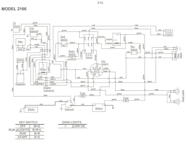 [ANLQ_8698]  2166 Cub Cadet PTO .... HELP! | My Tractor Forum | Cub Cadet 2165 Wiring Diagram |  | My Tractor Forum