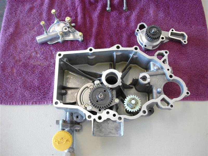 Kawasaki Liquid Cooled 18HP cam replacement - Page 3