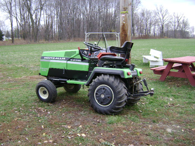 Deutz allis ultima 1920 finished with pics page 2 mytractorforum