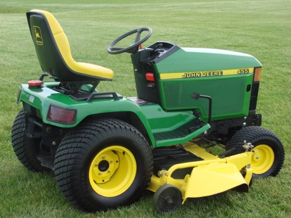 J Deere Mower / Diesel Engine - Mystery Problem *** Update