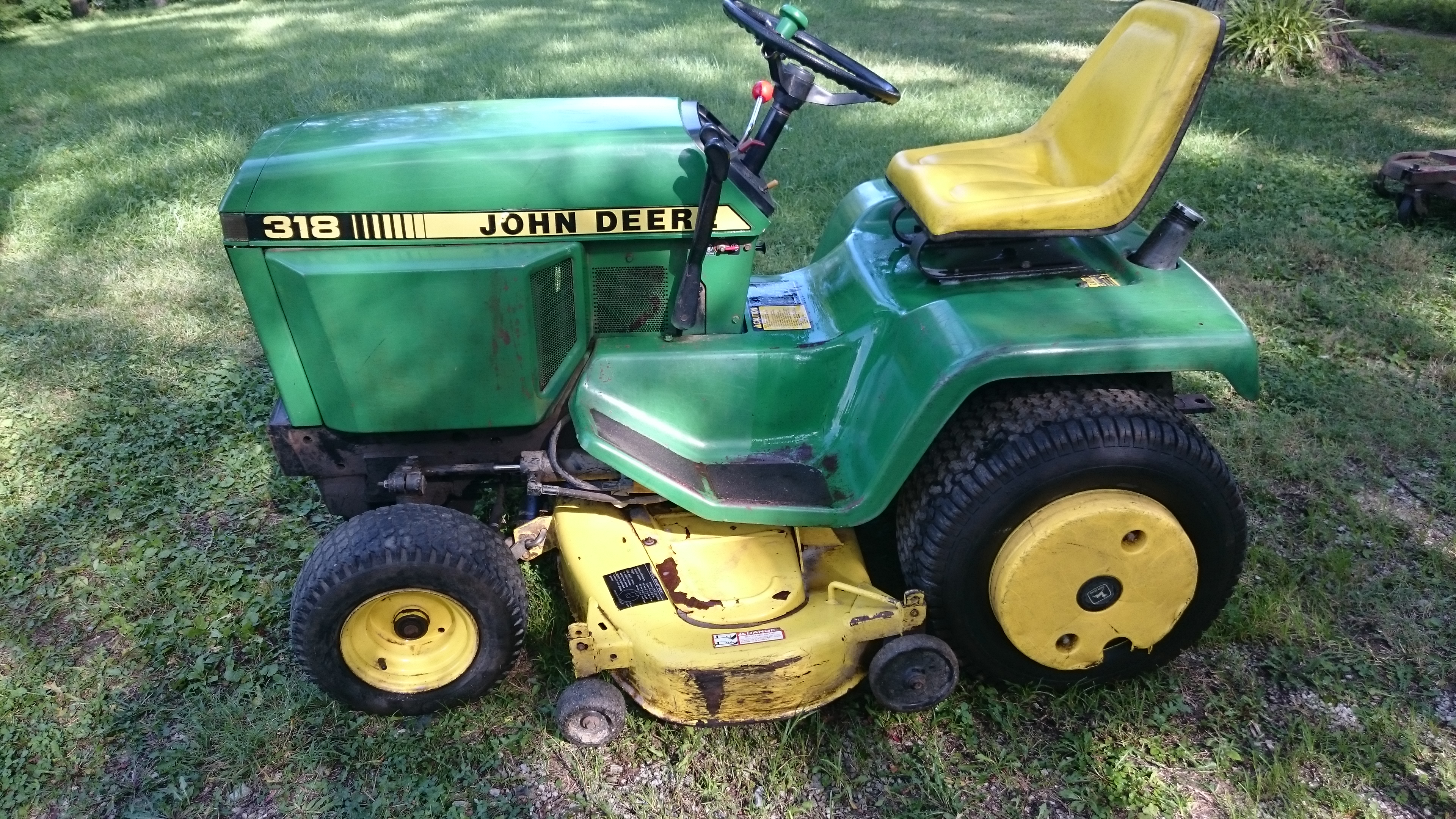 What's this 318 worth? - MyTractorForum com - The Friendliest