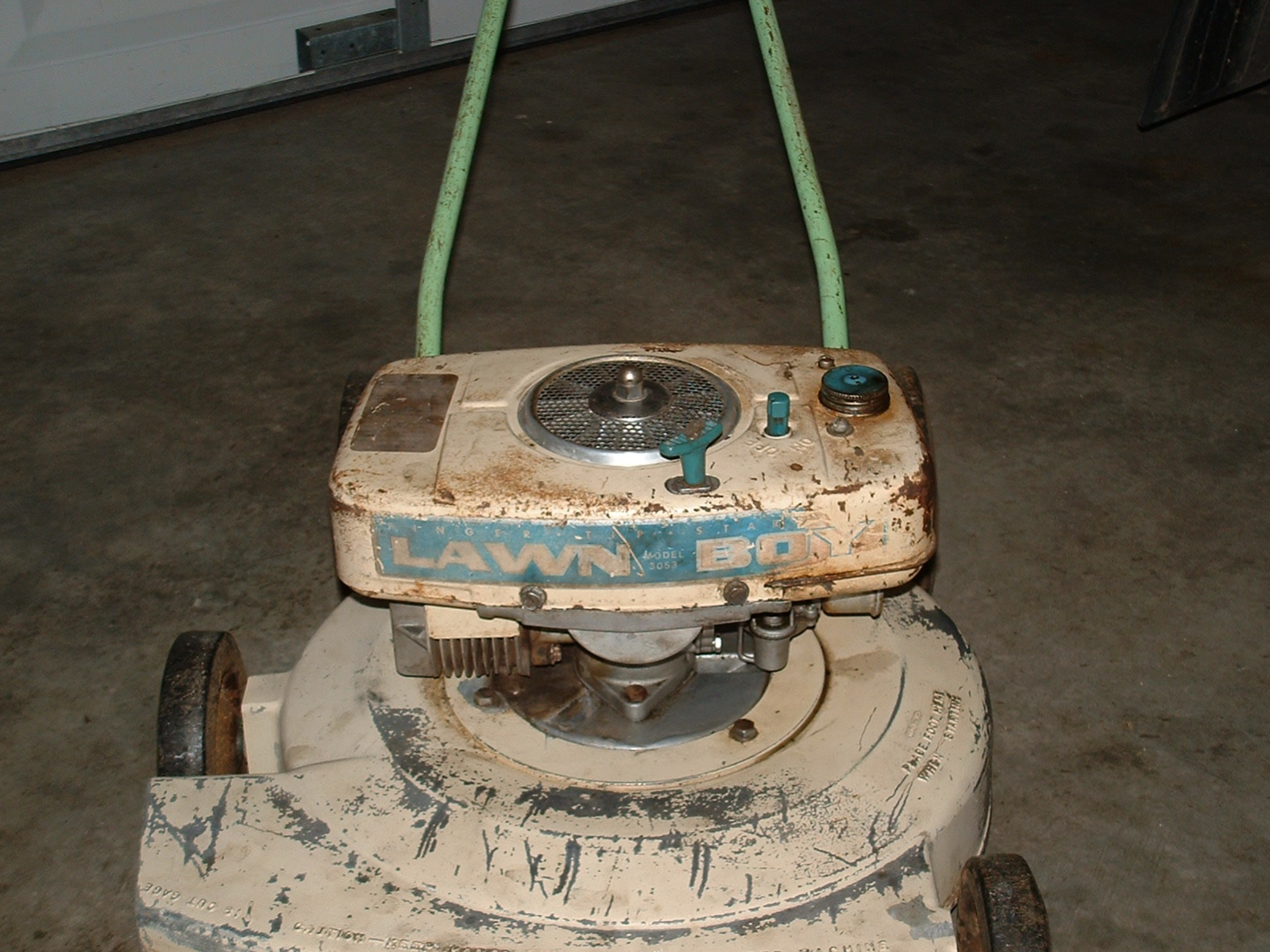 lawn boy 3053 restored page 5 mytractorforumcom the