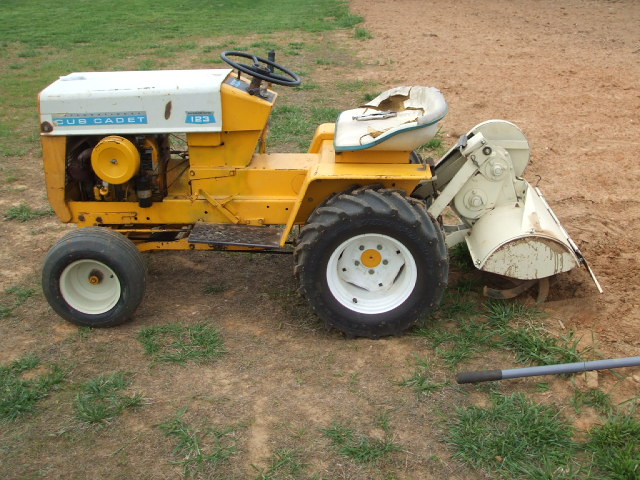 Whats the best garden tractortiller combo MyTractorForumcom