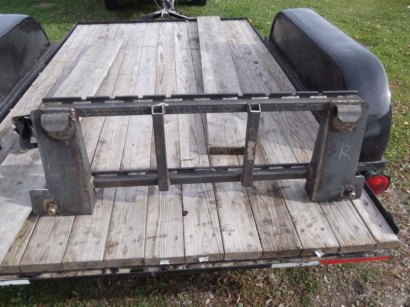 My homemade pallet fork frame- 4110 - MyTractorForum.com - The Friendliest Tractor Forum and Best Place for Tractor Information