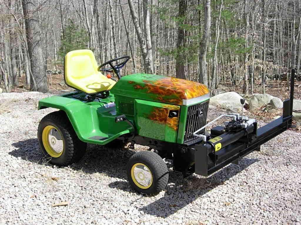 John deere 300 garden tractor manual