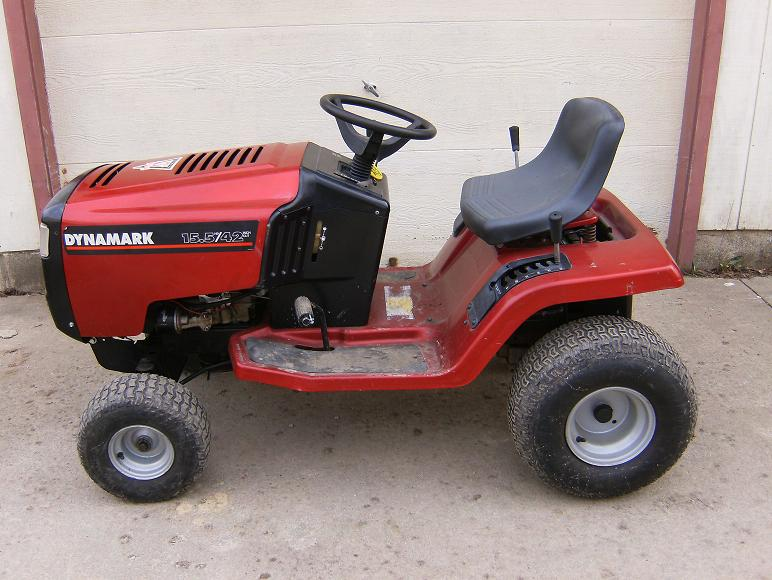 Dynamark Mytractorforum Com The Friendliest Tractor
