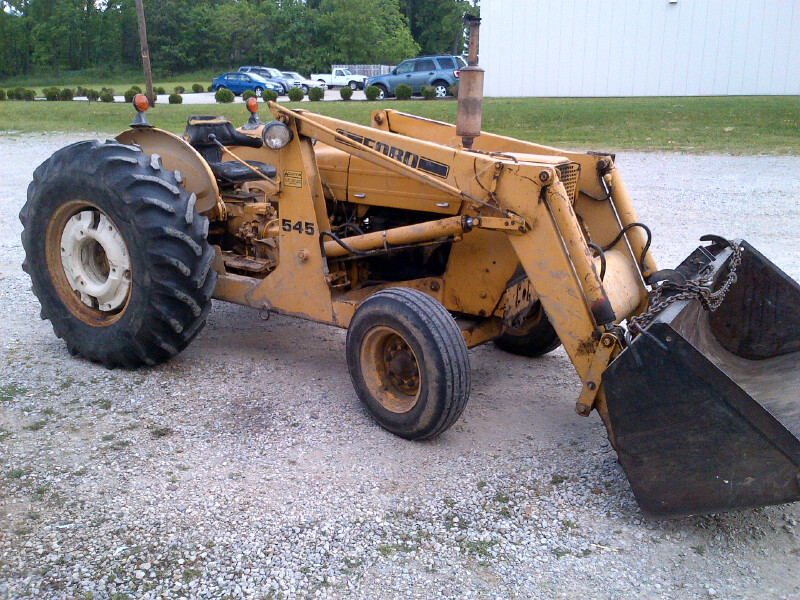 Can you help me? Ford 545 - MyTractorForum.com - The Friendliest ...