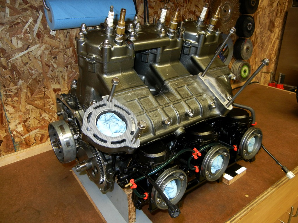 1999 KAWASAKI JET SKI ULTRA 150 REBUILD JH1200A1 12000CC – Kawasaki Ultra 150 Engine Diagram