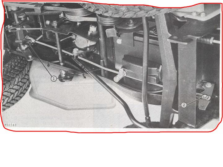 Installing 37A snowblower on JD 214 MyTractorForum The – John Deere 212 Electric Lift Wiring Diagram
