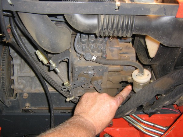 BX23 nostart (safety feature or ignition) - MyTractorForum com - The