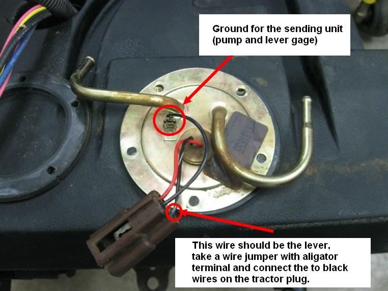 X475 Fuel Gauge Help Page 2 MyTractorForum The – John Deere X475 Fuel Pump Wiring Diagram