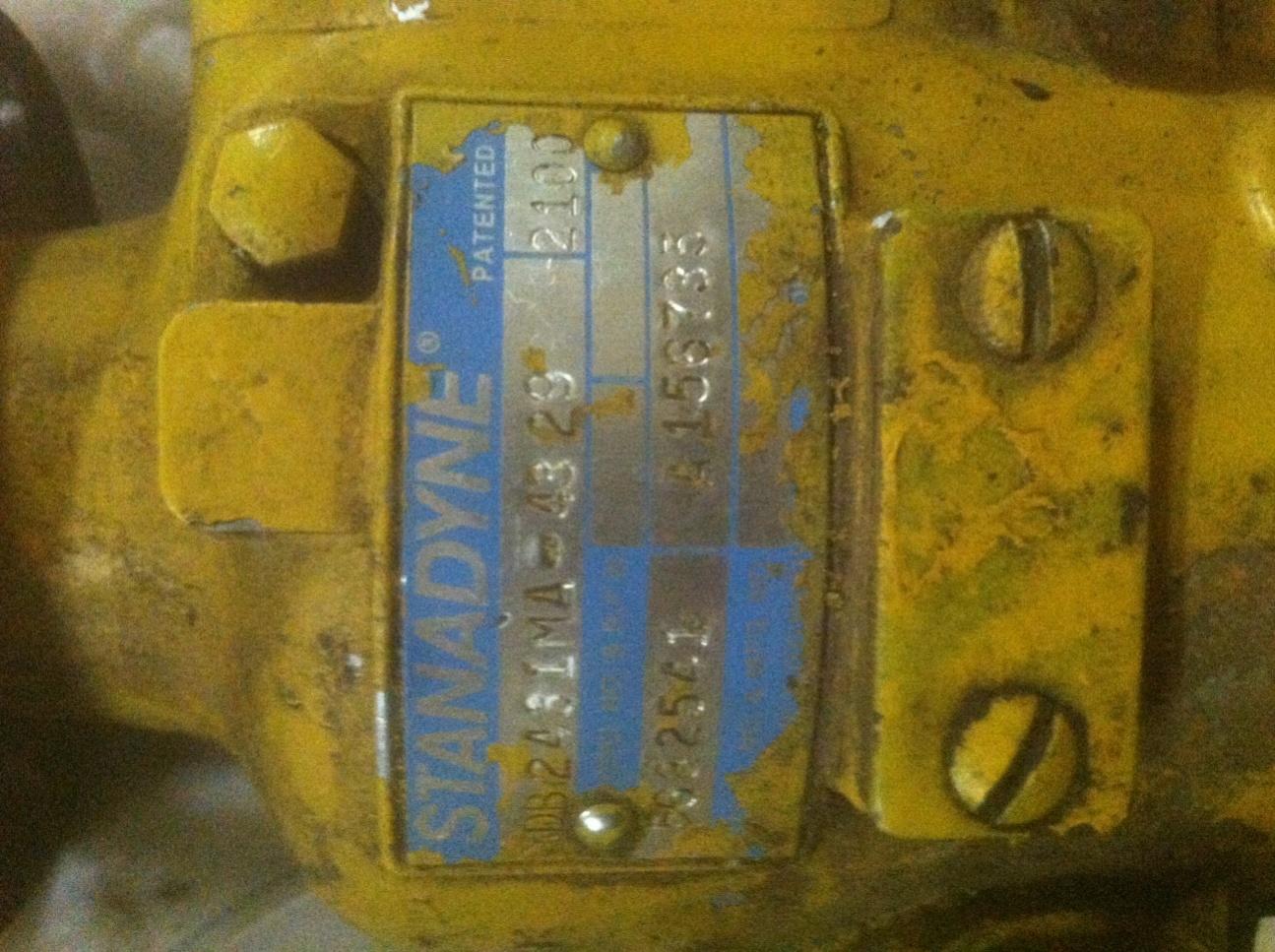 Case 1835B Fuel Pump - MyTractorForum com - The Friendliest Tractor