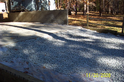 What kind of gravel for sloped driveway? - MyTractorForum com - The