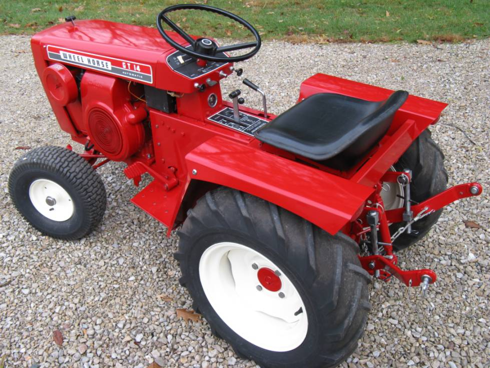 GT-14 coming back to life    - Page 13 - MyTractorForum com