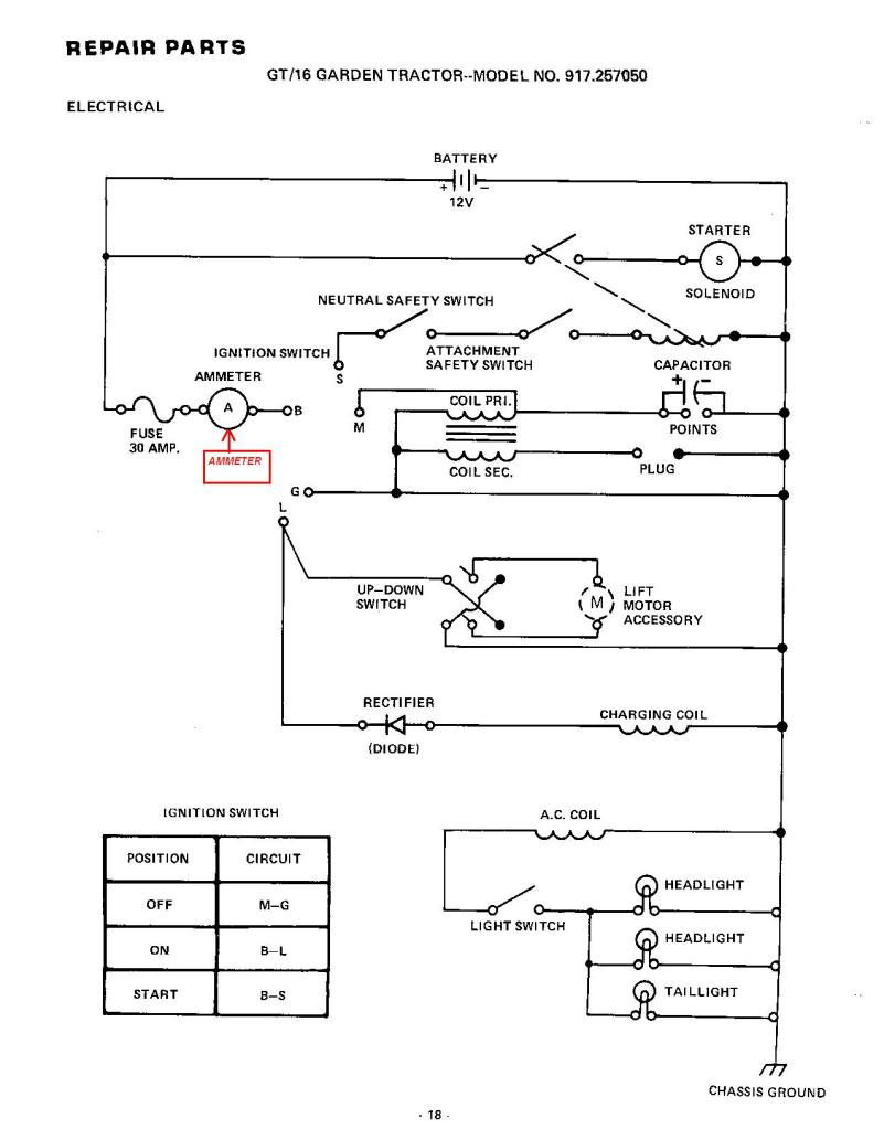 Simplicity Regent Kohler Engine Swap Wiring Issues Ch680 Diagram Click Image For Larger Version Name Gt18h Elec3 Views 280 Size 724