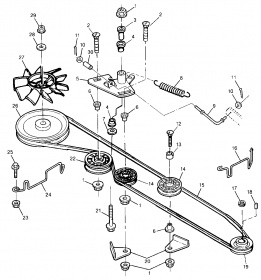 traction drive click image for larger version name:  gt_275_traction_drive_belt jpg views: 3050 size: 30 5