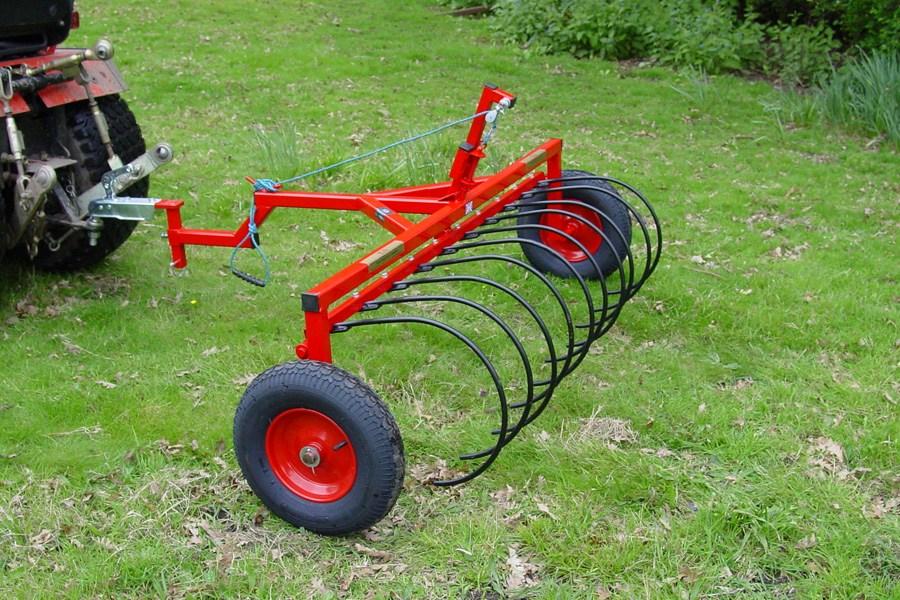 Any Mini Hay Rake Ideas For My Gt Mytractorforum Com