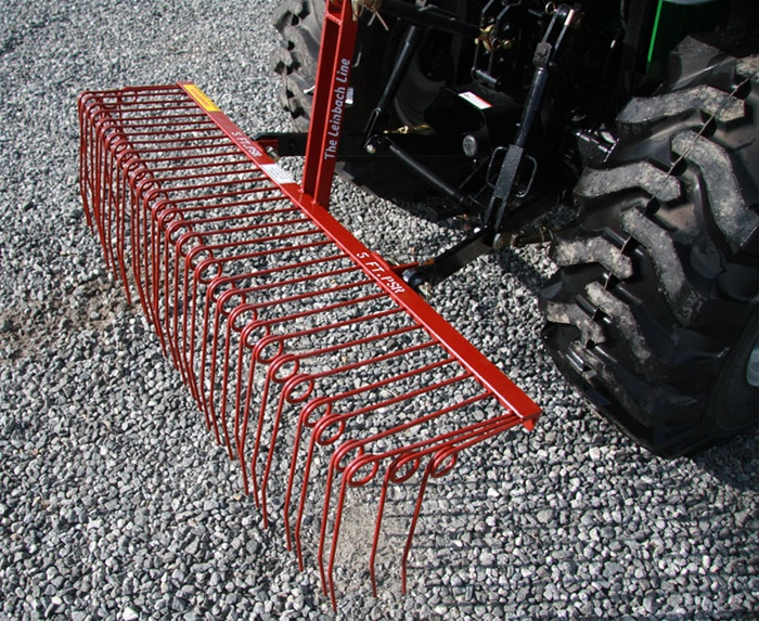 Any Mini Hay Rake Ideas For My Gt Mytractorforum Com