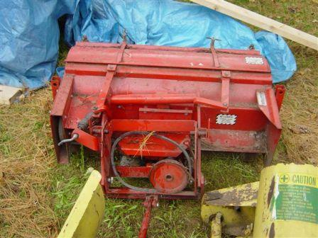 Haban Flail Mower for sale    what's it worth? - MyTractorForum com