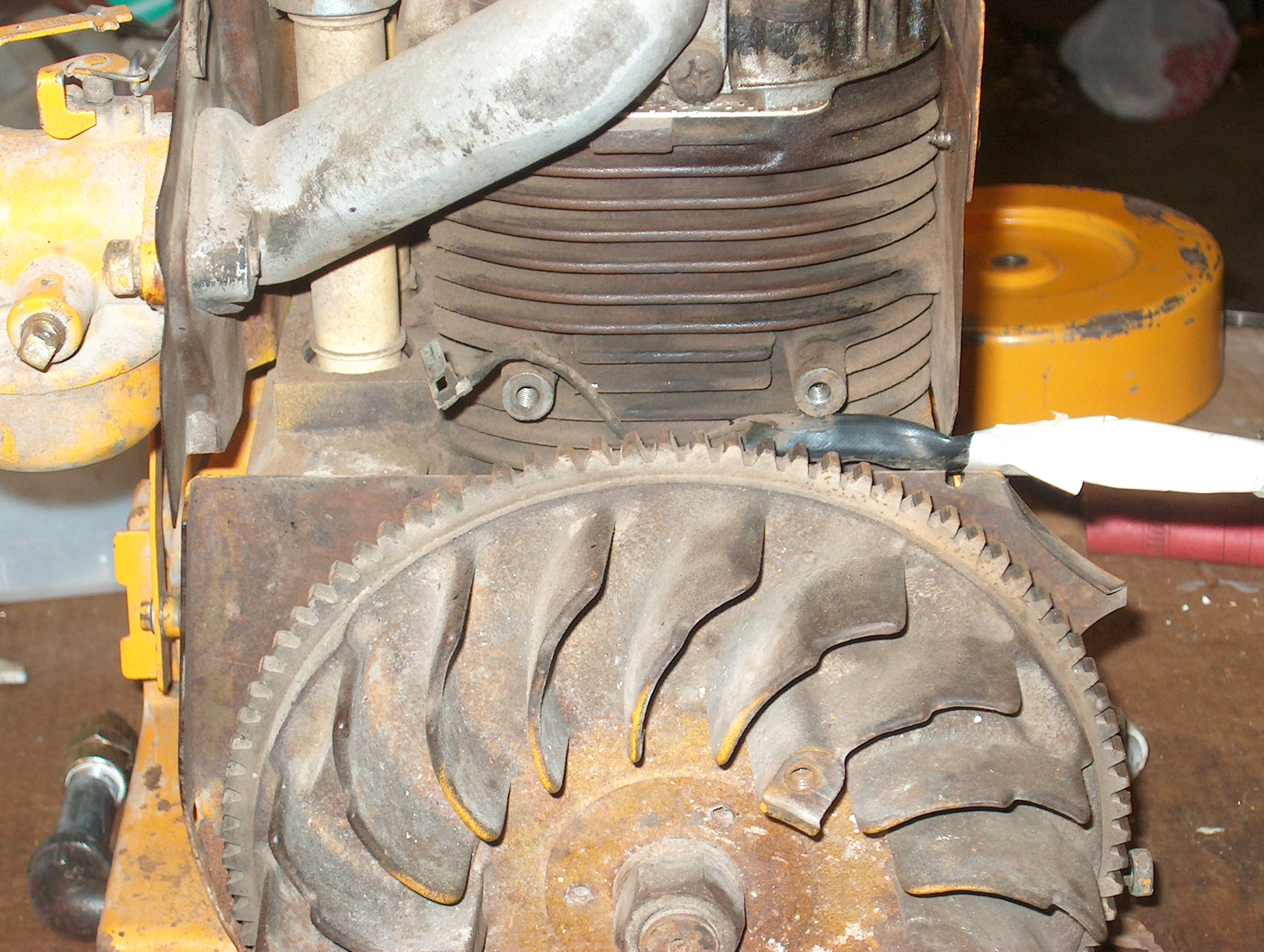 Tecumseh Ssi Module  Replacing - Mytractorforum Com