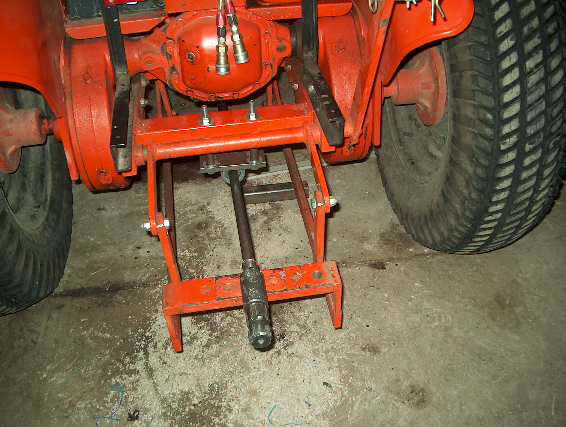 Power King 540 rear PTO - MyTractorForum com - The
