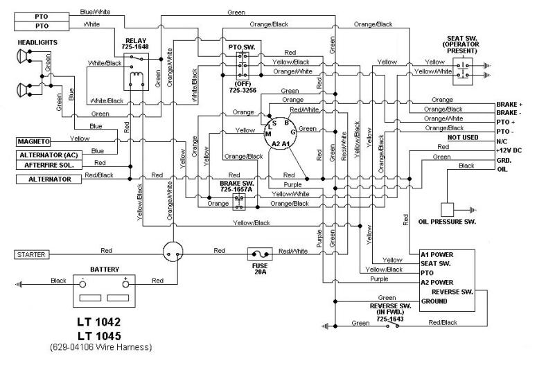 cub cadet 2135 wiring schematic wiring diagram cub cadet ignition diagram cub cadet challenger wiring diagram #14