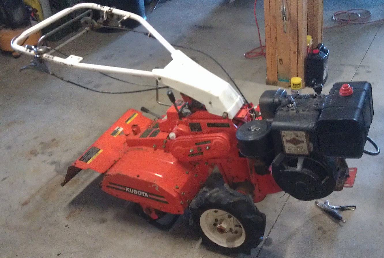 Kubota AT70S rebuild project - MyTractorForum com - The