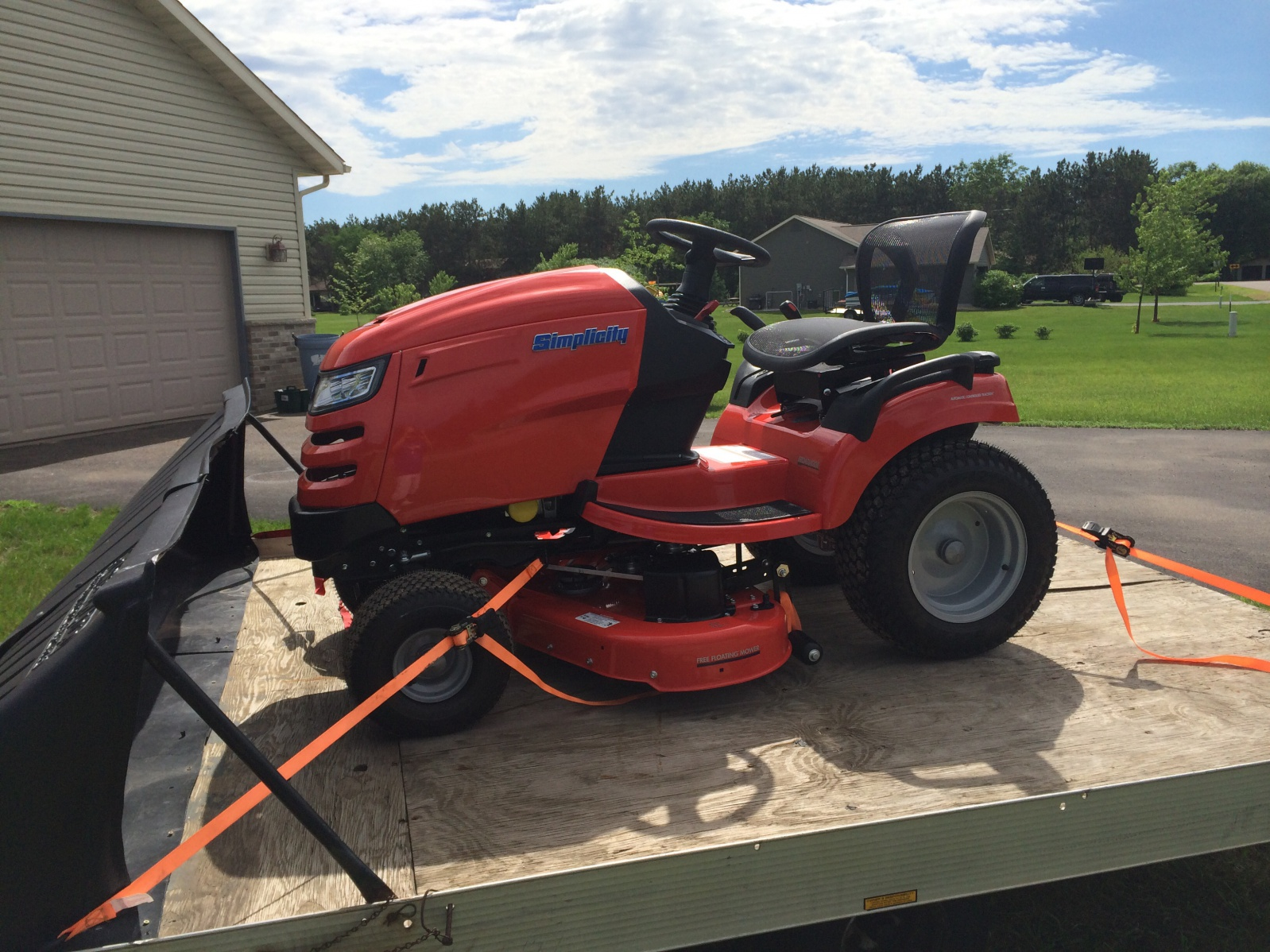 I pulled the trigger on a       - MyTractorForum com - The