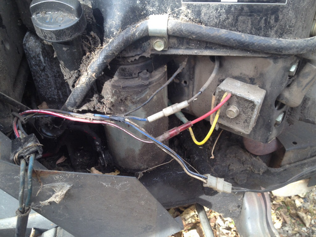 Swapping A 16hp Kohler Cv16 For 14hp Briggs Vanguard In Scotts Trailer Wiring Diagram Click Image Larger Version Name Imageuploadedbymytractorforum Free App1380427322532879 Views